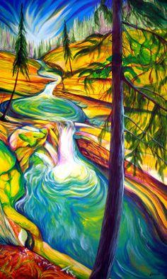 love this crazy art!!