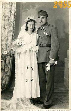 Bride WWII