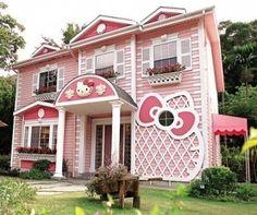 Hello Kitty House!!!!