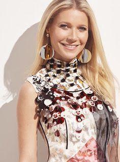 Gwyneth Paltrow for Glamour US March 2016 - Prada Spring 2016