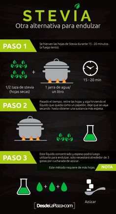 Esta planta de origen Suramericano llamada Stevia Rebaudiana (Brasil y Paraguay) ha sido utilizada por las etnias guaraníes para hacer medicinas y endulzar sus alimentos.