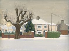 Winter 5 by Eithne Jordan. Holiday Festival, Winter, Board, Painting, Outdoor, Winter Time, Outdoors, Painting Art, Paintings