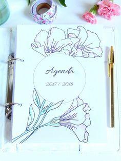Cliquez sur l'image pour trouver des idées pour personnaliser son bullet journal ou son planner 8