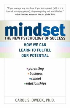 June 2.  Mindset. Tells us what has gone wrong in so much of our education, family systems, work places. Insightful, readable, motivating.