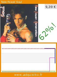 New Power Soul (CD). Réduction de 62%! Prix actuel 9,39 €, l'ancien prix était de 24,74 €. http://www.adquisitio.fr/npg-records/new-power-soul