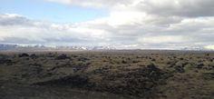 Iceland, near Keflavik. Lava.