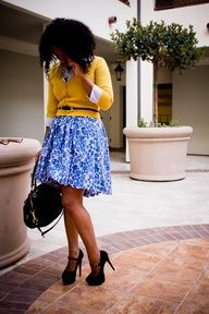 Fun Interview Outfit! - via chictopia