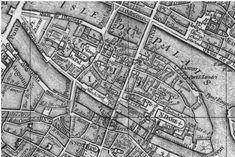 Transformations de Paris sous le Second Empire — Wikipédia Baron Haussmann, Plan Paris, Vertical City, Louvre, Paris Images, Second Empire, I Love Paris, Architectural Antiques, Bastille