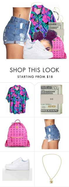 """""""I Wonder If Bloods Watch Blues Clues ?? - XXXTENTACION"""" by retrovintagepizza ❤ liked on Polyvore featuring Jack Spade, MCM, Forever 21 and Chanel"""