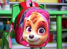 Bags for girls backpack kids Puppy mochilas escolares infantis children school bags lovely Satchel School knapsack Baby bags Animal Backpacks, Cute Backpacks, Girl Backpacks, School Backpacks, Cute Toddlers, Cute Kids, Dog Backpack, Small Backpack, Kids Canvas