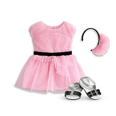 Ok I know i love everything AG but this one i have a thing for.Grace`s Fancy Pink Dress