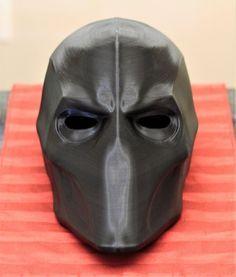 Red Hood Helmet - Real Time - Diet, Exercise, Fitness, Finance You for Healthy articles ideas Helmet Design, Mask Design, Batman Comic Art, Gotham Batman, Batman Robin, Red Hood Helmet, Tactical Helmet, Armas Ninja, Jason Todd Batman