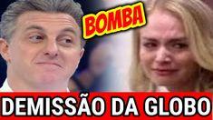 FÃS LAMENTAM! Globo NÃO PERDOA e DEMISSÃO de Luciano Huck e Angélica é c...
