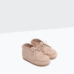 BOTTES DÉTAIL ETHNIQUE - Chaussures - Bébé fille (3 mois - 4 ans) - ENFANTS | ZARA France