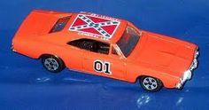 Dukes of Hazzard die cast car 1981
