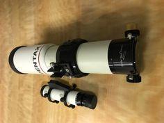 Pentax 75SDHF & Pentax 7x35 CI-F finder | Astromart