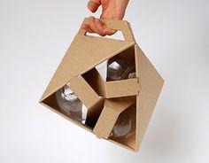 "Consulta este proyecto @Behance: ""Wineglass Package Design"" https://www.behance.net/gallery/23480979/Wineglass-Package-Design"