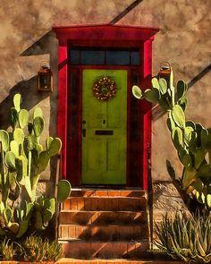 Verdugo House, Tucson, Arizona by Linda Gregory