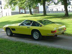 Monteverdi 375 Berlinetta (early '70s).
