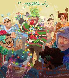 TF2 Christmas
