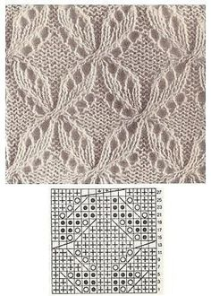 Fantastic Totally Free knitting charts celtic Strategies Der Neuen :Knit chart by Lace Knitting Stitches, Lace Knitting Patterns, Knitting Charts, Lace Patterns, Easy Knitting, Stitch Patterns, Knitting Scarves, Tricot D'art, Knitting Projects