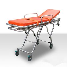 Automatic Ambulance Stretcher