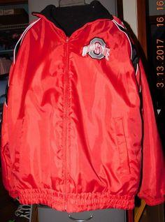 Men's OSU Reversible Jacket Size Medium #Unbranded #BasicJacket