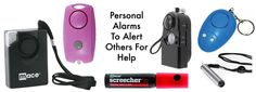 Personal Panic Alarms-Affordable & Effective!