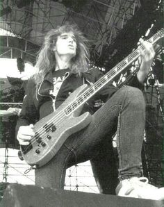 David Ellefson Jason Newsted, Nick Menza, David Ellefson, Learn Guitar Chords, Swedish American, Grunge, Dave Mustaine, Dimebag Darrell, Famous Musicians