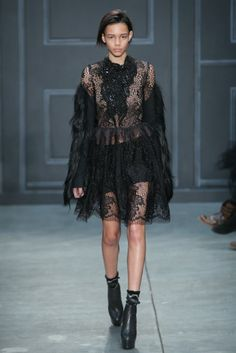 VERA WANG NY FALL 2014 READY TO WEAR