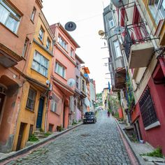 20. Colorful Balat: You had better be in shape to make your way up the streets of Balat. An up-and-coming design district, tours of the area were a main event at last fall's Istanbul Design Biennial.