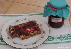 Brusnicový džem - Brusnicový džem používame na chlieb ale aj ku mäsku. Ale, French Toast, Breakfast, Desserts, Food, Morning Coffee, Tailgate Desserts, Deserts, Ale Beer