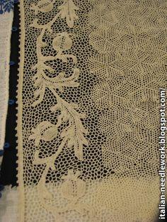 Italian Needlework: Orvieto Crochet Lace - Ars Wetana