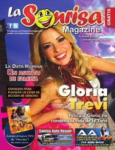 Lasonrisamagazine oct nov14  La Sonrisa Magazine. Revista La Sonrisa con distribución en el condado Orange, Los Angeles y Valle de San Fernando en el Sur de California.