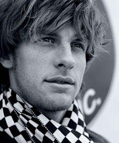 Jenson Button, F1 driver.