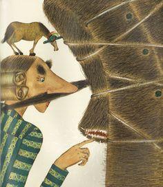 """Svetlana Akateva illustration for """"Baron Munchausen"""". Baron, Childrens Books, Illustrator, Moose Art, Animals, Children's Books, Animales, Children Books, Animaux"""