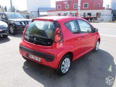 Peugeot 107 1,0i 12v 68cv 11/2013 27 780km