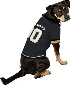 faef81cae NHL LAS VEGAS GOLDEN KNIGHTS JERSEY for DOGS   CATS