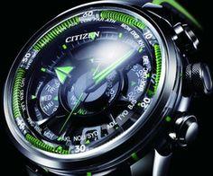 Citizen Eco-Drive Satellite Watch