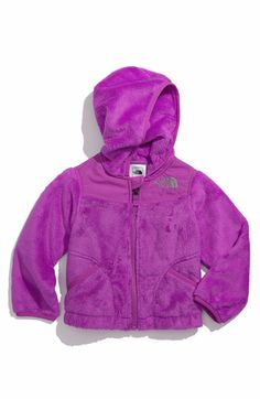 The North Face for my Annabelle. She would love!