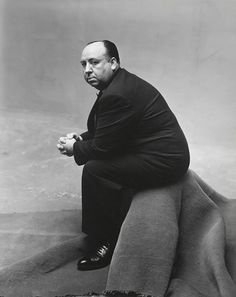 Alfred Hitchcock - Irvin Penn