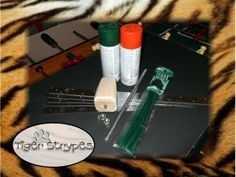 Metal Orb Pumpkin Craft (#TBCCrafters) – 10/17/13 - Tiger Strypes Blog