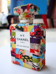 """""""A woman who doesn't wear perfume has no future."""" - Coco Chanel"""