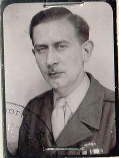 Zdjęcie Stefana Żongołłowicza z 1946 roku