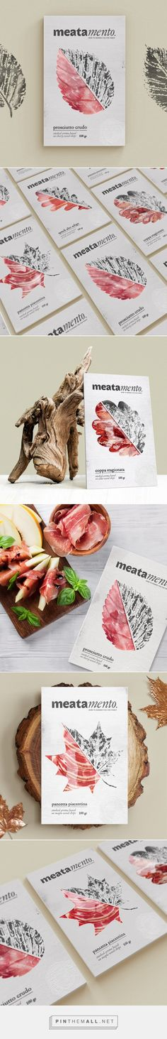 Meatamento packaging design by Gordost | Fivestar Branding Agency – Design and Branding Agency & Curated Inspiration Gallery #meat #meatpackaging #packaging #foodpackaging #package #packagedesign #packaginginspiration #design #designinspiration