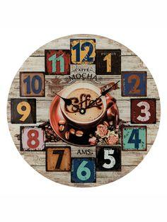 AMS Wanduhr  9469 mit 100 Tagen Rückgabe und Tiefpreisgarantie für nur 35,10 EUR bei Uhren4You.de bestellen