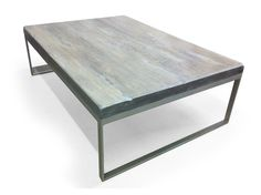 Janet of Blutter Shiff Design Associates customized our Phillip Table and created this custom cocktail table.
