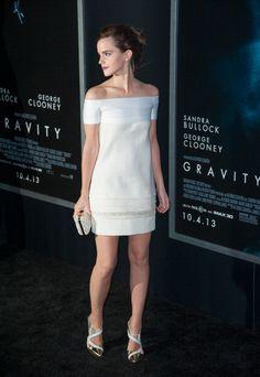 """Gravity"" New York Premiere - Outside Arrivals"