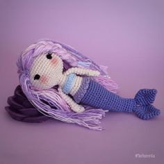 My pretty mermaid doll is flying off to USA to meet her new besties  Saying goodbye is difficult sometimes, I oddly feel attached to this doll  .  .  .  #babyphotography #firstborn #firstbirthday #babyboy #birthday #10marifet #etsy #etsyshop #etsystore #amigurumi #amigurumis #toy #toyshop #toddlerlife #toddler #toddlerfashion #toyplanet #toys #mermaid #mermaids #doll #dolls #crochet #pinkhair #babygift #giftideas #toystagram