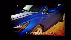 New 2016 Chevrolet Cruze Blue / Stock 16n192